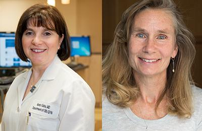 Nancy D. Gaba, MD, FACOG and Whitney Pinger, CNM, FACNM